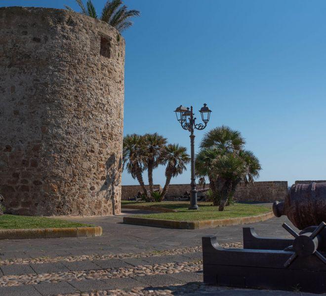 Dettaglio - i bastioni